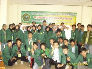 BEM FKIP UNMA in Action 2009